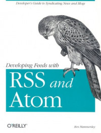 Developing Feeds with RSS and Atom