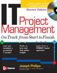 IT Project Management : On Track from Start to Finish, Second Edition