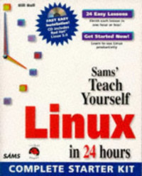 Sams' Teach Yourself Linux in 24 Hours