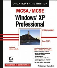 MCSA/MCSE Windows XP Professional Study Guide (70-270), 3rd Edition