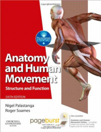 Anatomy and Human Movement: Structure and function with PAGEBURST Access, 6e