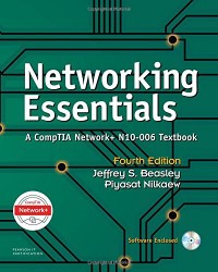 Networking Essentials: A CompTIA Network+ N10-006 Textbook (4th Edition)