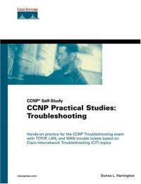 CCNP Practical Studies: Troubleshooting (CCNP Self-Study)