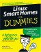 Linux Smart Homes For Dummies (Computer/Tech)