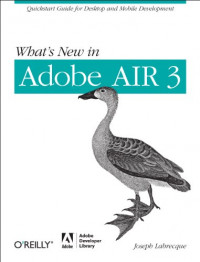 What's New in Adobe AIR 3