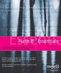 Flash 8 Essentials