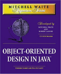 MWSS : Object-Oriented Design in Java (Mitchell Waite Signature Series)