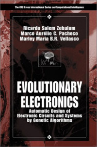 Evolutionary Electronics: Automatic Design of Electronic Circuits and Systems by Genetic Algorithms