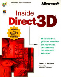 Inside Direct3D (Dv-Mps Inside)
