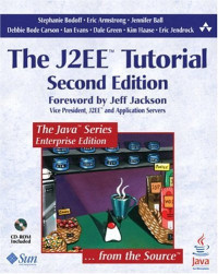 The J2EE Tutorial, Second Edition