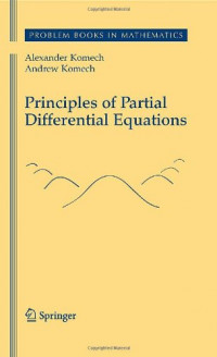 Principles of Partial Differential Equations (Problem Books in Mathematics)