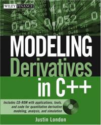 Modeling Derivatives in C++