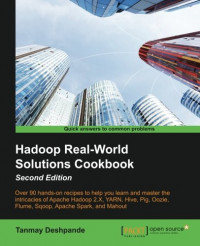 Hadoop Real World Solutions Cookbook - Second Edition