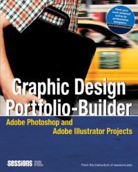 Graphic Design Portfolio-Builder : Adobe Photoshop and Adobe Illustrator Projects