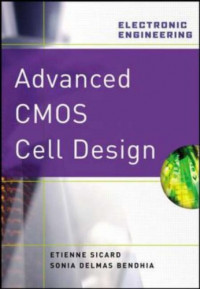 Advanced CMOS Cell Design (Professional Engineering)
