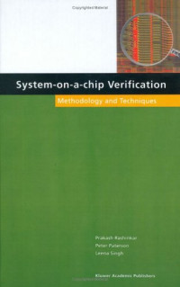 System-on-a-Chip Verification - Methodology and Techniques