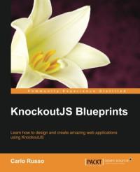 KnockoutJS Blueprints