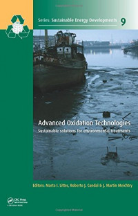 Advanced Oxidation Technologies: Sustainable Solutions for Environmental Treatments (Sustainable Energy Developments)