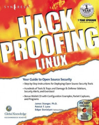 Hack Proofing Linux : A Guide to Open Source Security