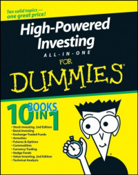 High-Powered Investing All-In-One For Dummies (Business & Personal Finance)
