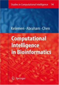 Computational Intelligence in Bioinformatics (Studies in Computational Intelligence)