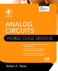 Analog Circuits (World Class Designs)
