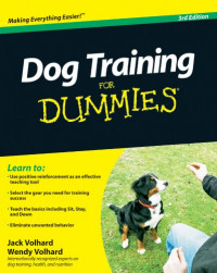 Dog Training For Dummies (Pets)