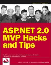 ASP.NET 2.0 MVP Hacks
