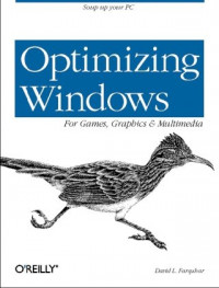 Optimizing Windows for Games, Graphics and Multime