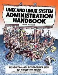 UNIX and Linux System Administration Handbook (5th Edition)