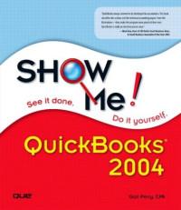 Show Me QuickBooks 2004