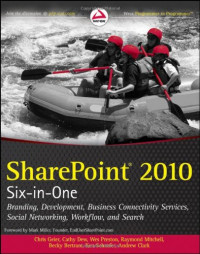 SharePoint 2010 Six-in-One (Wrox Programmer to Programmer)