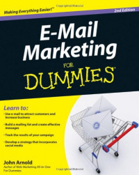 E-Mail Marketing For Dummies (Business & Personal Finance)