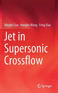 Jet in Supersonic Crossflow