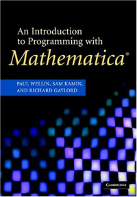 An Introduction to Programming with Mathematica, Third Edition