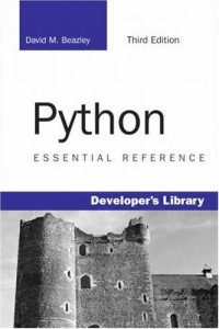 Python Essential Reference (3rd Edition) (Developer's Library)