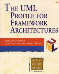 The UML Profile for Framework Architectures