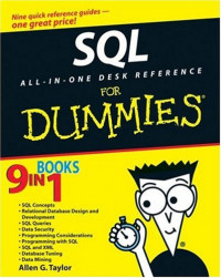 SQL All-in-One Desk Reference For Dummies (Computer/Tech)