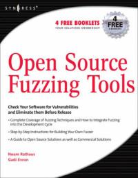 Open Source Fuzzing Tools