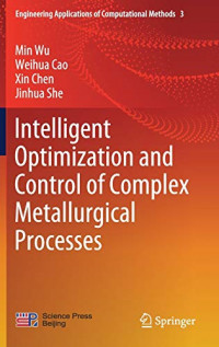 Intelligent Optimization and Control of Complex Metallurgical Processes (Engineering Applications of Computational Methods)