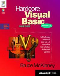 Hardcore Visual Basic: Version 5.0