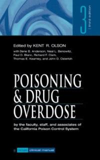 Poisoning & Drug Overdose (Lange Clinical Manual)