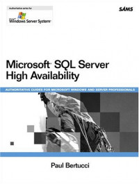 Microsoft SQL Server High Availability (Microsoft Windows Server)