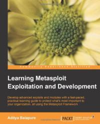 Learning Metasploit Exploitation and Development