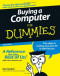 Buying a Computer For Dummies