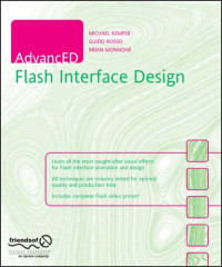 AdvancED Flash Interface Design (Advanced Design)