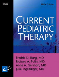 Current Pediatric Therapy (Current Therapy)