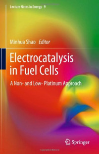 Electrocatalysis in Fuel Cells: A Non- and Low- Platinum Approach (Lecture Notes in Energy)