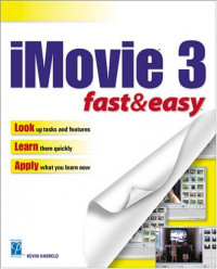 iMovie 3 Fast & Easy