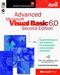 Advanced Microsoft Visual Basic 6.0 (Mps)